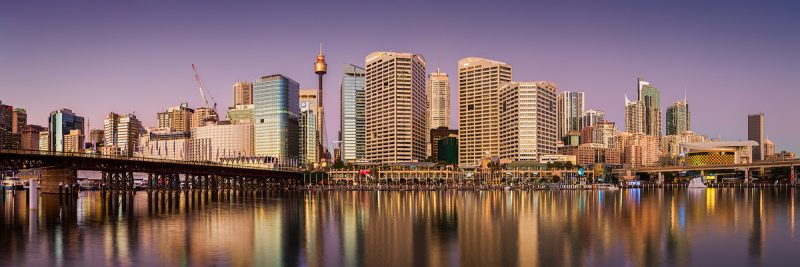 Darling Harbour, Sydney, NSW