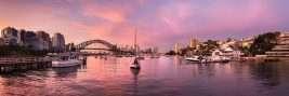 Lavender Bay, Sydney, NSW