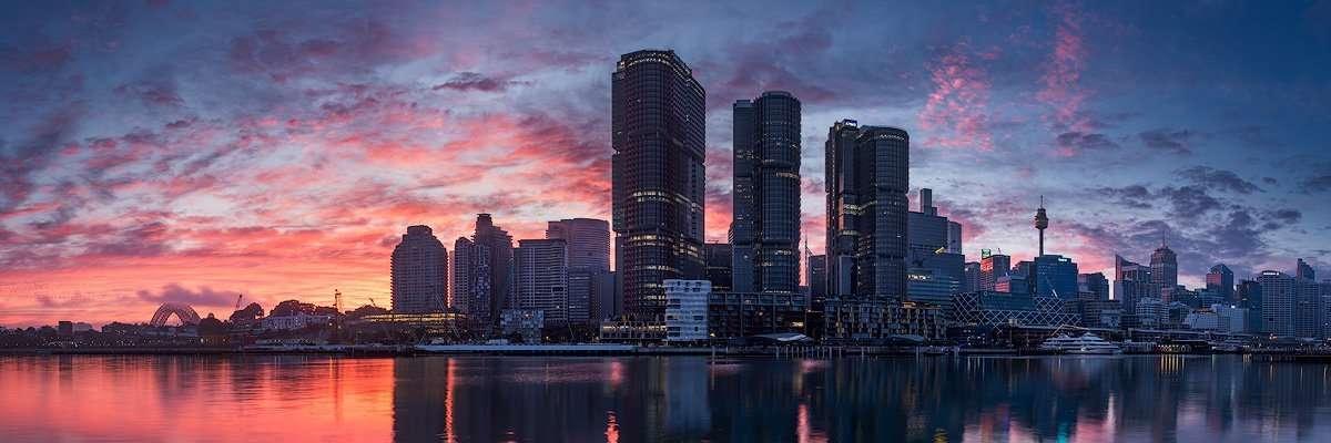Barangaroo, Sydney, NSW
