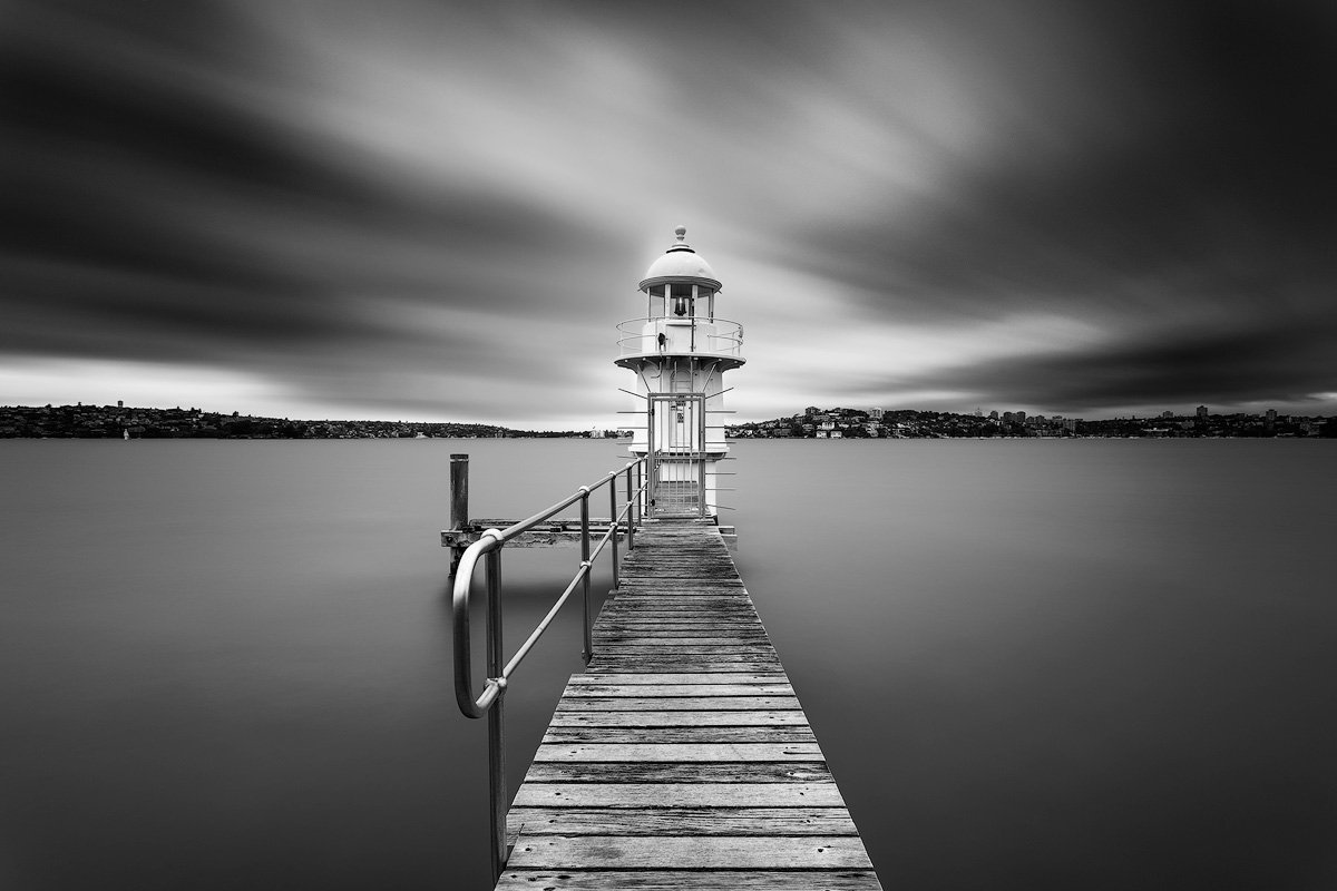 Bradley's Head Lighthouse, Sydney