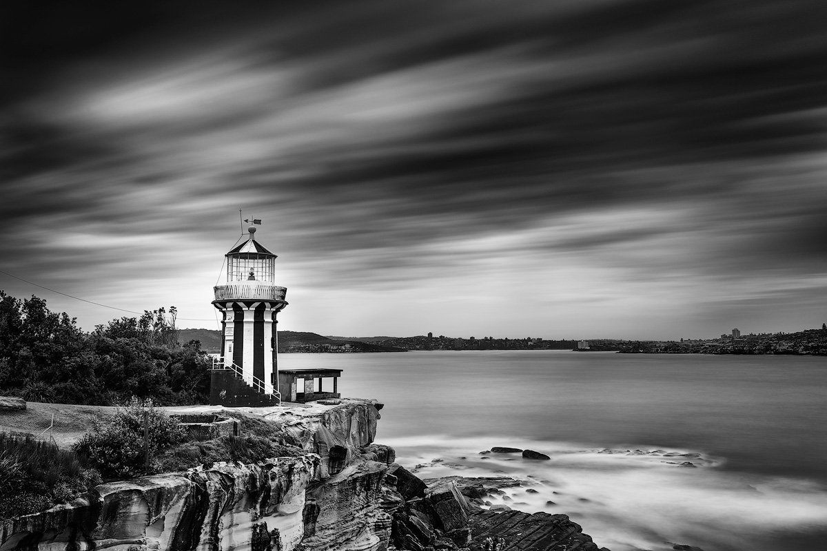Hornby Lighthouse, Sydney