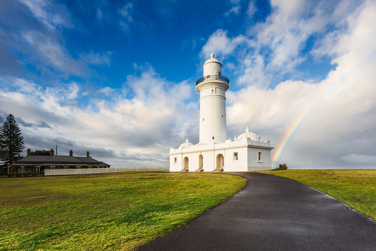 Macquarie Lighthouse, Sydney